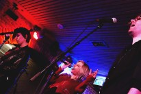 The Redstone Circus - Paradiso 2019 - foto Mars Rensen